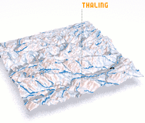 3d view of Thaling