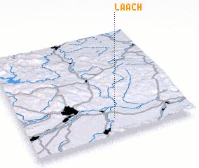3d view of Laach