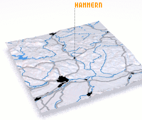 3d view of Hammern
