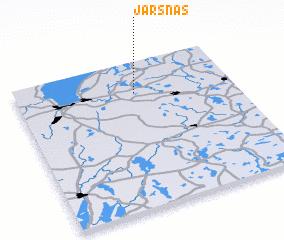 3d view of Järsnäs