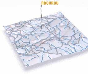 3d view of Ndourou