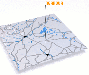 3d view of Ngaroua