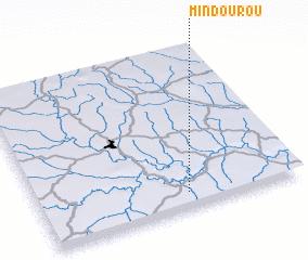 3d view of Mindourou