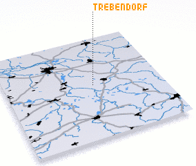 3d view of Trebendorf