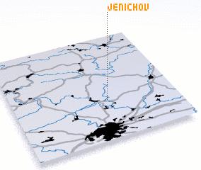 3d view of Jenichov