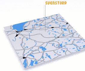 3d view of Svenstorp