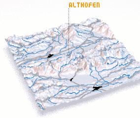 3d view of Althofen