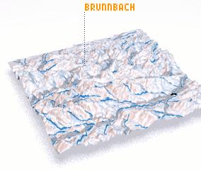 3d view of Brunnbach