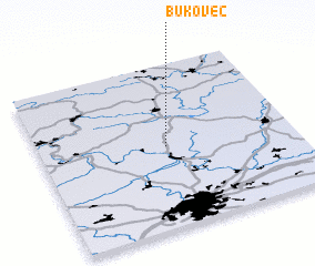 3d view of Bukovec