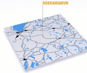 3d view of Norra Hiarum