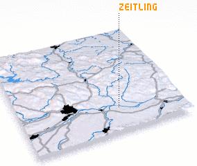 3d view of Zeitling
