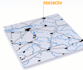 3d view of Neu Sacro