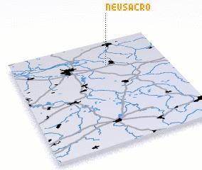 3d view of Neu Sacro