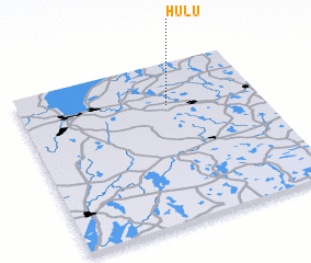 3d view of Hulu