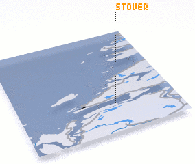 3d view of Støver