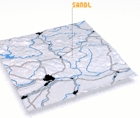 3d view of Sandl
