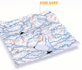 3d view of Kohldorf