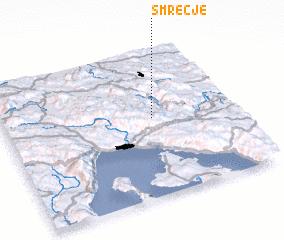 3d view of Smrečje
