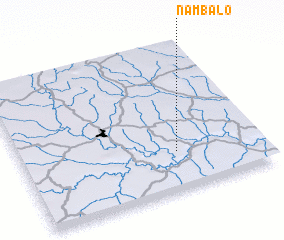 3d view of Nambalo