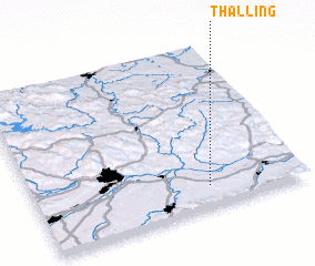 3d view of Thalling