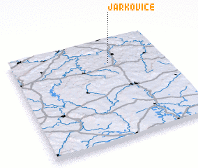 3d view of Jarkovice