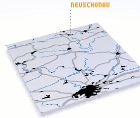 3d view of Neuschönau