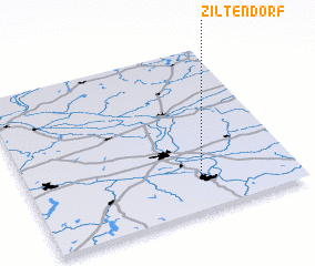 3d view of Ziltendorf