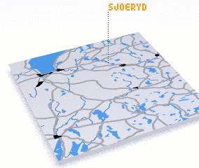 3d view of Sjöeryd