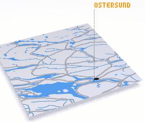 Östersund Sweden Map Nonanet - Sweden map ostersund