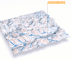 3d view of Judenburg