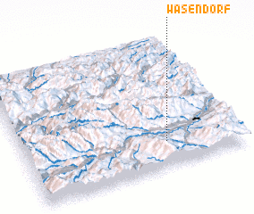 3d view of Wasendorf