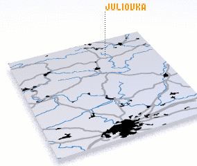 3d view of Juliovka