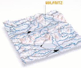 3d view of Wölfnitz