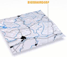 3d view of Bierbaumdorf