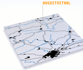 3d view of Augustusthal