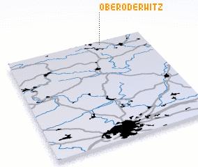 3d view of Oberoderwitz