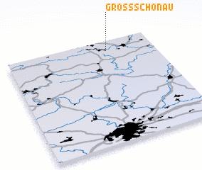 3d view of Großschönau