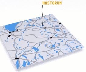 3d view of Hästerum
