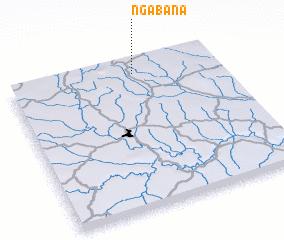 3d view of Ngabana