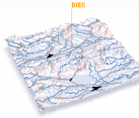 3d view of Diex