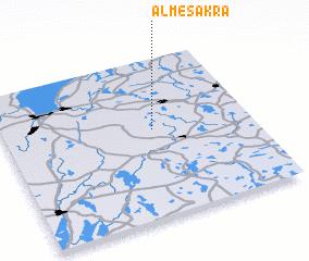 3d view of Almesåkra