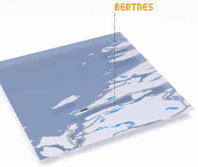 3d view of Bertnes