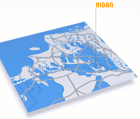 3d view of Midan