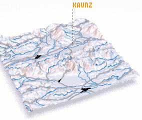 3d view of Kaunz