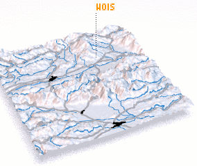 3d view of Wois