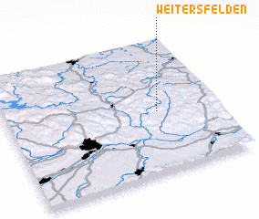 3d view of Weitersfelden