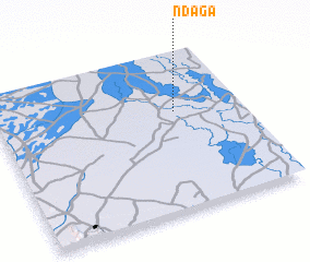3d view of Ndaga