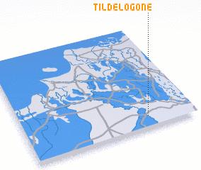 3d view of Tildé Logone