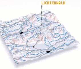 3d view of Lichtenwald