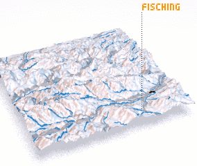3d view of Fisching